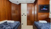 Motor Yacht THE BEST WAY - Twin cabin