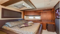 Motor Yacht THE BEST WAY - VIP cabin