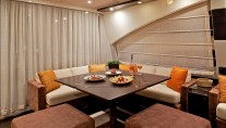 Motor Yacht THEA -  Dining