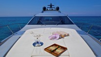 Motor Yacht THEA -  Foredeck