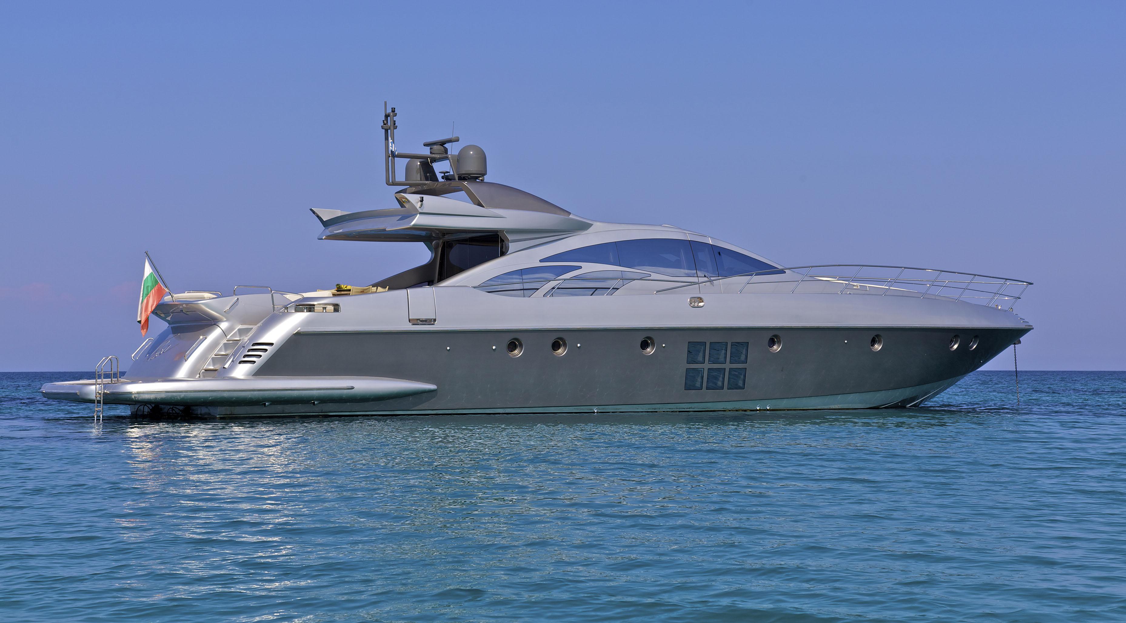 Azimut 86 Motor Yacht