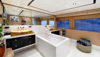 Motor Yacht TOLD U SO -  Ensuite Bathroom