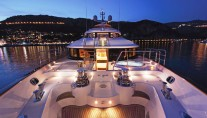 Motor Yacht TOLD U SO -  Foredeck