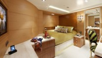Motor Yacht TOLD U SO -  Guest Cabin