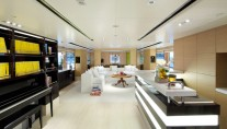 Motor Yacht TOLD U SO -  Main Salon