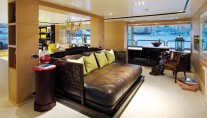 Motor Yacht TOLD U SO -  Master Cabin