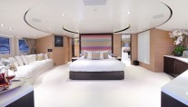 Motor Yacht TOLD U SO -  Master Suite