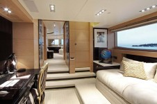 Motor Yacht TOLD U SO -  Study