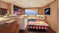 Motor Yacht TOLD U SO -  Upper Deck Salon