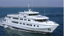 Motor Yacht True North  Cruising
