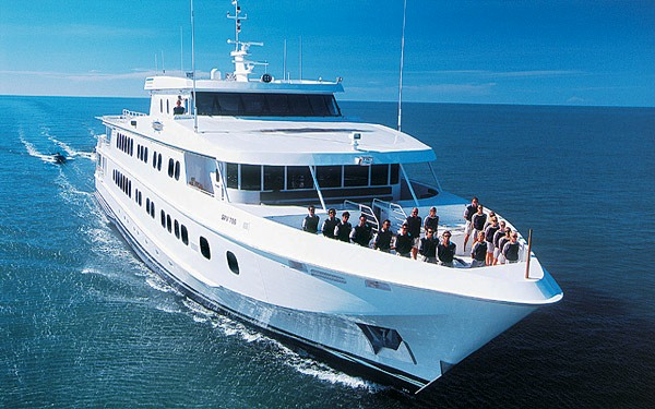 Motor Yacht TRUE NORTH