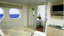 Motor Yacht True North  Stateroom