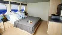 Motor Yacht True North  Superior Stateroom