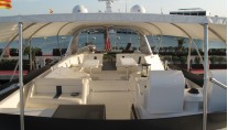 Motor yacht  MOONDANCE - Top Deck