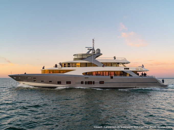 Motor Yacht Fast Fly 4400