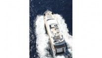 Motor yacht ALTAIR -  From Above