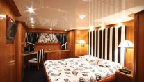 Motor yacht ALTAIR -  Master Cabin