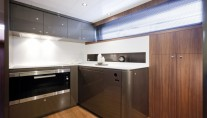 Motor yacht ANYTHING GOES IV - Galley