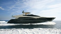 Motor yacht ANYTHING GOES IV - Profile
