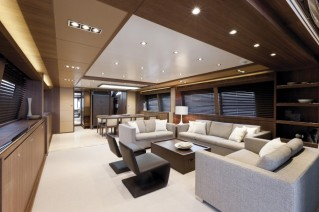 Motor yacht ANYTHING GOES IV - Salon 2