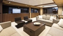 Motor yacht ANYTHING GOES IV - Salon