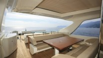 Motor yacht ANYTHING GOES IV - Sundeck