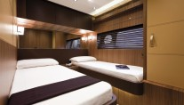 Motor yacht ANYTHING GOES IV - Twin Cabin