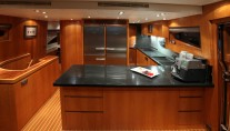 Motor yacht AQUARIUS - Galley