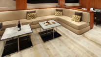 Motor yacht AQUARIUS - Main Salon 2