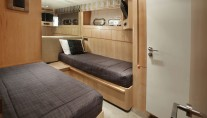 Motor yacht AQUARIUS - Twin Cabin 2