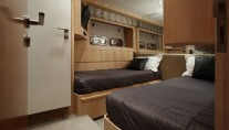 Motor yacht AQUARIUS - Twin Cabin