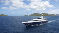 Motor yacht ARCHIMEDES - Photo Visions Photography - courtesy of Feadship