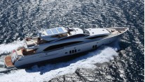 Motor yacht ARION -  Cruising