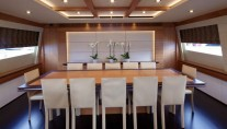 Motor yacht ARION -  Formal Dining