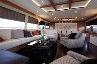 Motor yacht ARION -  Main Salon