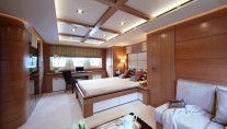 Motor yacht ARION -  Master Cabin