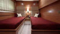 Motor yacht ARION -  Twin Cabin