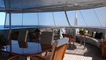 Motor yacht ASTERIA -  Aft Deck