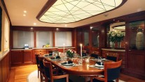 Motor yacht ASTERIA -  Dining