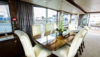Motor yacht AUTUMN -  Dining