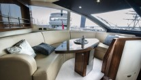 Motor yacht AUTUMN -  Forward Seating