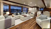 Motor yacht AUTUMN -  Salon
