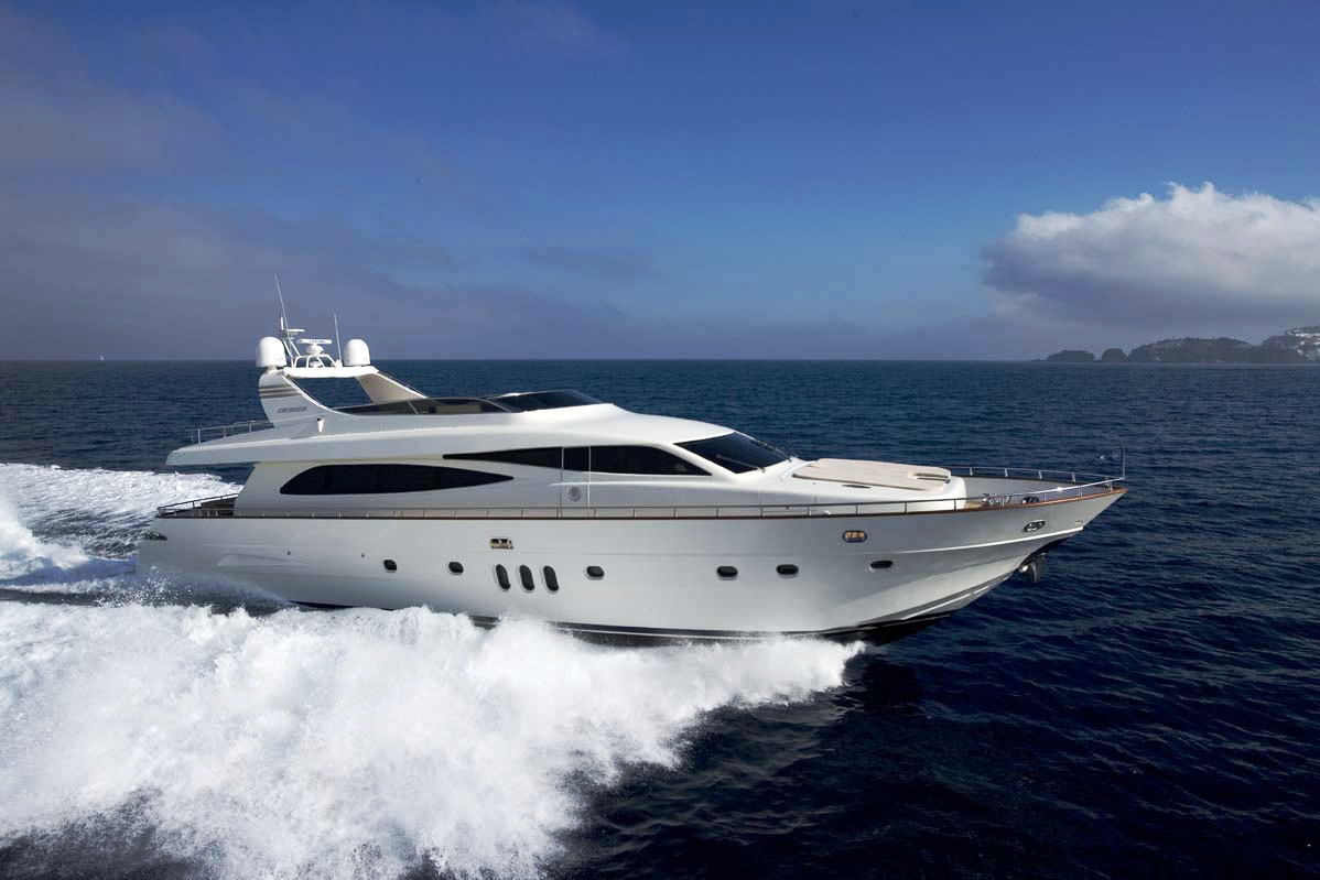 Yacht Anassa Canados 86 Charterworld Luxury Superyacht