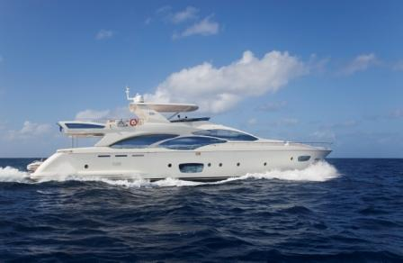 Luxury Yacht Andreika