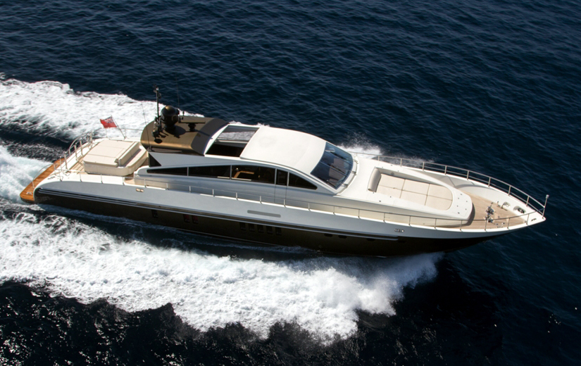 Blooms Yacht Charter Details Leopard Arno