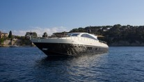 Motor yacht BLOOMS -  On Charter