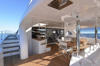Motor yacht BLUE BELLY - Exterior