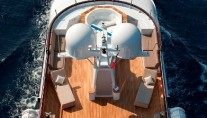 Motor yacht CALLISTA -   From Above