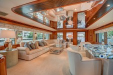 Motor yacht CRESCENDO - Salon