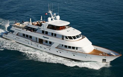 Day Dream Yacht Charter Details Christensen Yachts